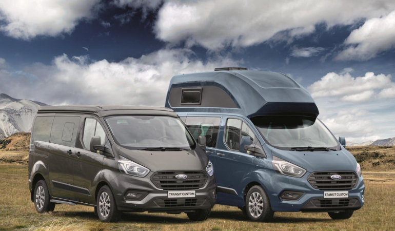 Ford Nugget 2019 Westfalia
